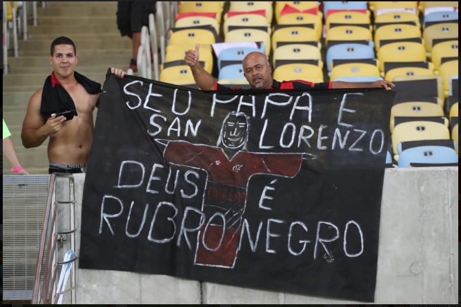 Fla estreia na Libertadores com maior vitória dos últimos 24 anos