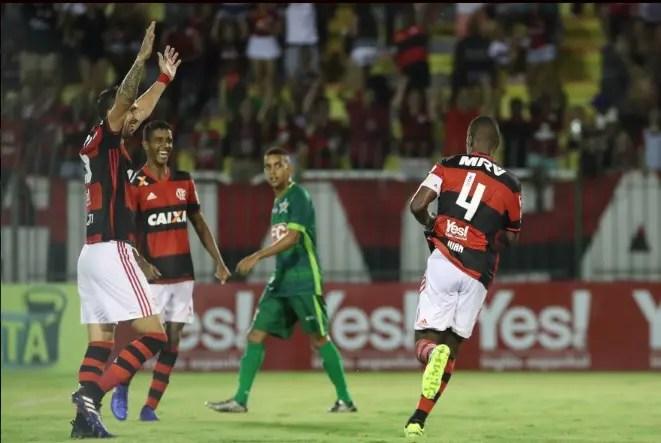 Juan se torna o jogador mais velho a marcar pelo Flamengo desde Júnior