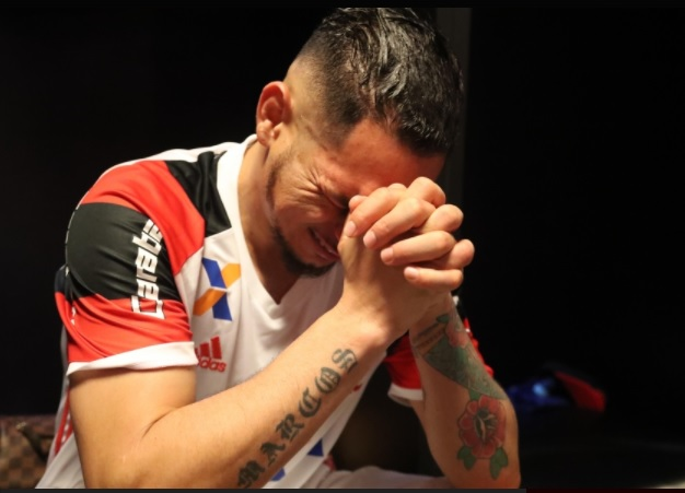 """Para tentar um novo """"deixou chegar"""" o Flamengo precisa de..."""