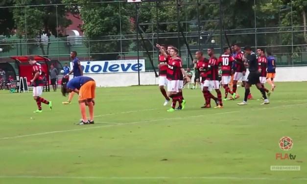 Flamengo vence na Gávea e conquista todas as vantagens na fase decisiva do Estadual Sub-20