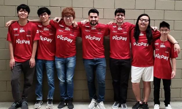 Fora dos gramados: conheça o time de LOL do Flamengo
