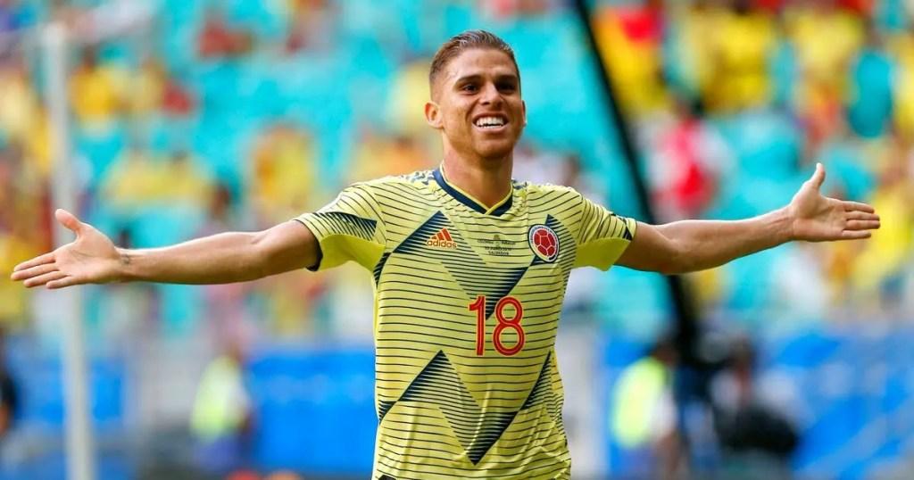 gol de gol cuellar colombia x paraguai copa américa