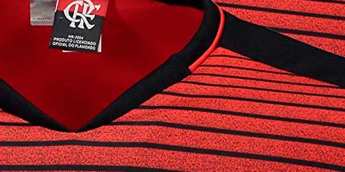 10 lindas camisas do Flamengo em promoção