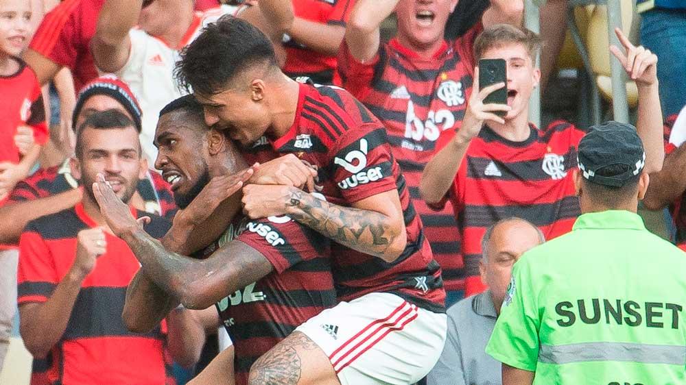 Flamengo 3×2 Botafogo: atuações e notas do time rubro-negro