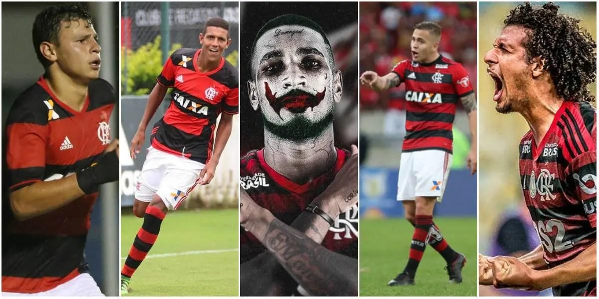 Como será o Flamengo de Jorge Jesus sem Cuéllar?