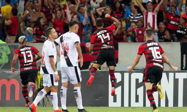 Flamengo encara o Vasco visando melhorar seu retrospecto como visitante no Brasileirão