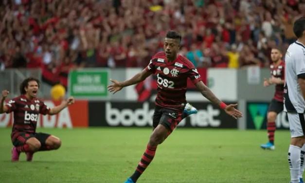 Vasco 1×4 Flamengo: as atuações e notas do time rubro-negro