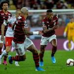 Gabigol e Bruno Henrique somam 11 'dobletes' na temporada