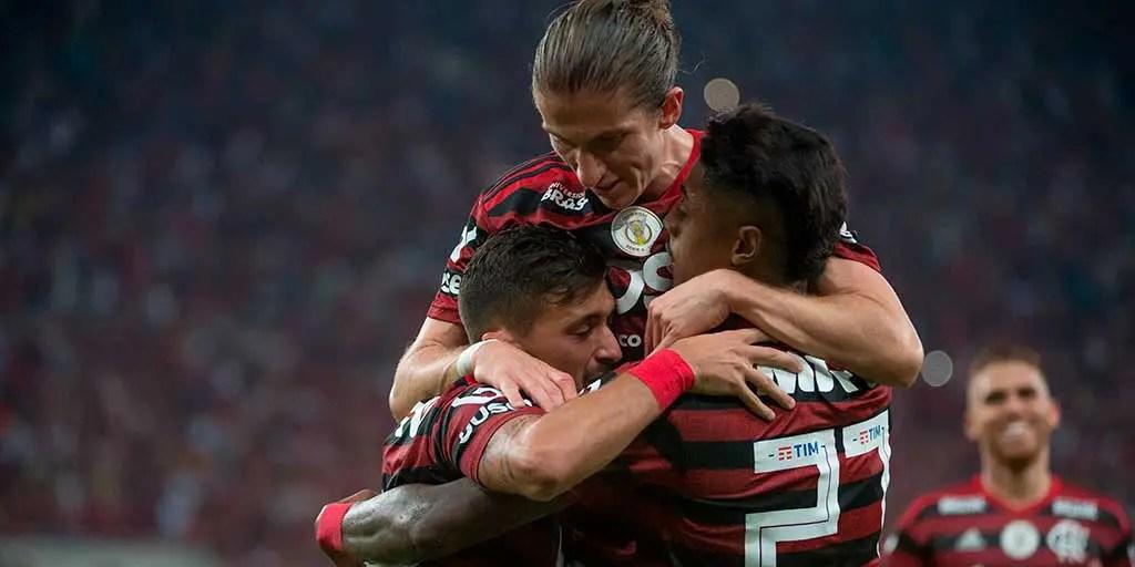 Flamengo 3×1 Grêmio: as atuações e notas do time rubro-negro
