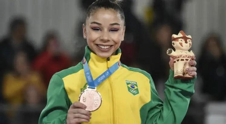 Confira todas as medalhas que os atletas do Flamengo conquistaram nos jogos Pan-Americanos de Lima.