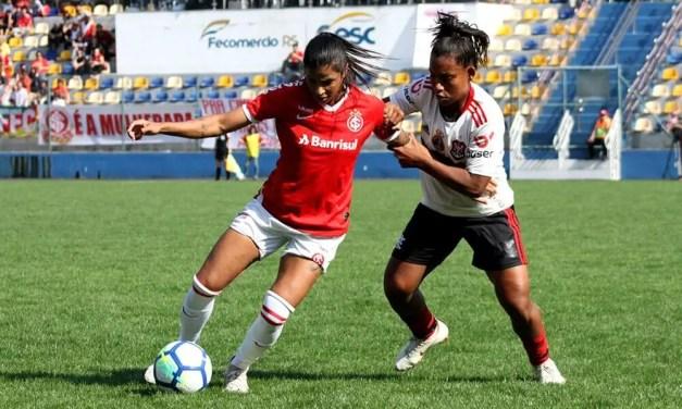 Com golaço de Ju nos acréscimos, Flamengo/Marinha empata em Porto Alegre