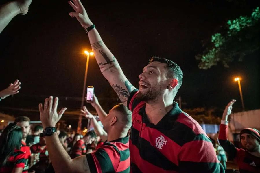 torcedor flamengo