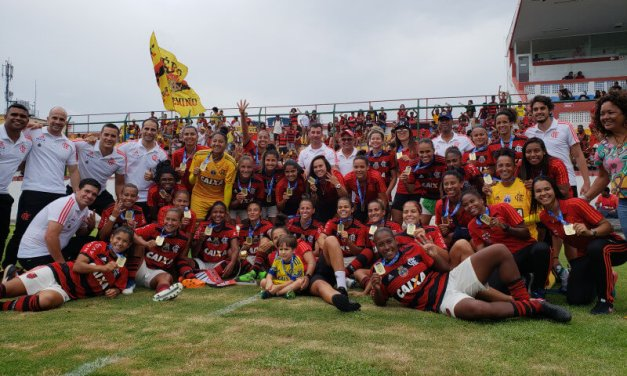Carioca Feminino iniciará em setembro; Flamengo é o atual tetracampeão