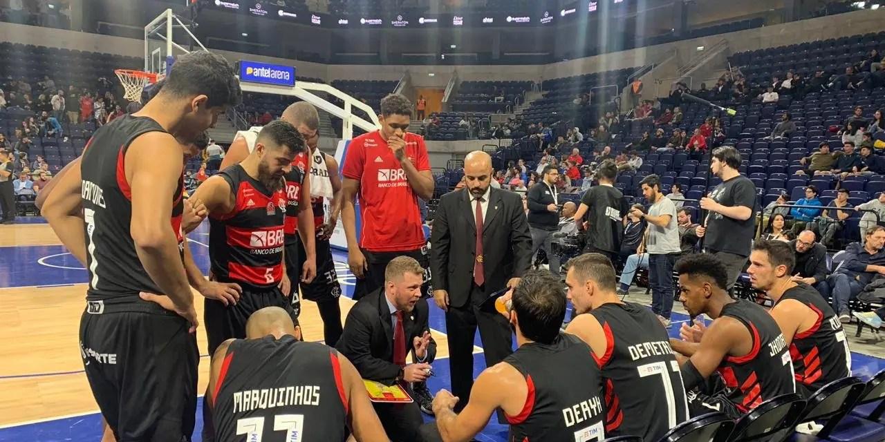 Marquinhos brilha, mas Flamengo perde para jogo físico da Elite G-League e disputará decisão de terceiro lugar na pré-temporada uruguaia