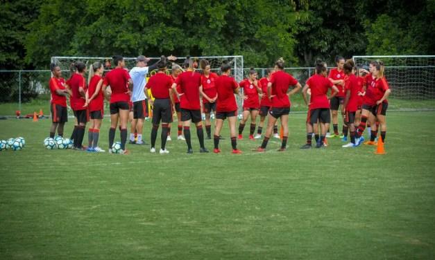 No CEFAN, Flamengo/Marinha inicia trajetória rumo ao Pentacampeonato Estadual
