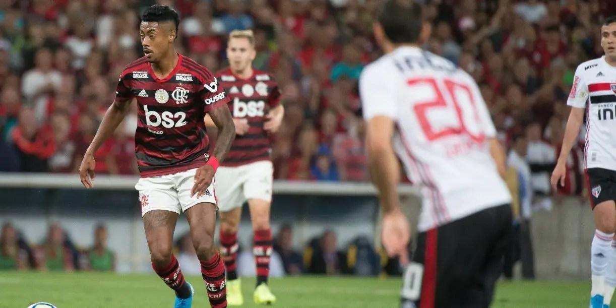 Notas e atuações de Flamengo 0x0 São Paulo