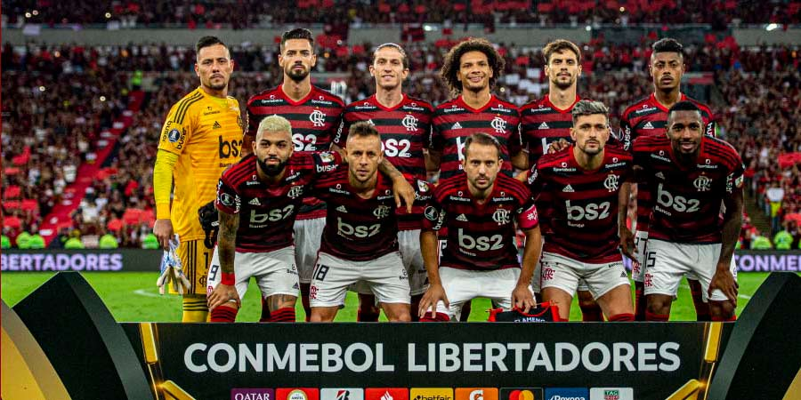 Flamengo pode estabelecer seu maior período de invencibilidade do século na final da Libertadores