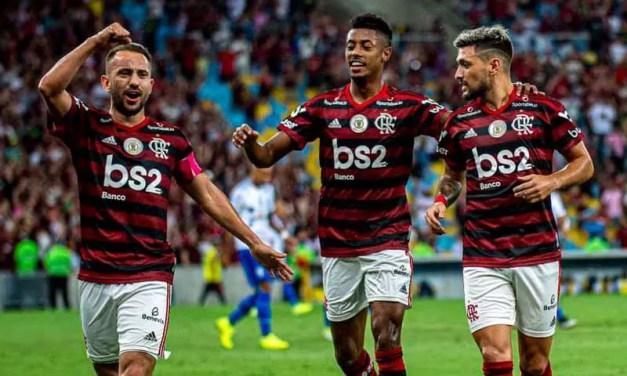 Notas e atuações de Flamengo 1×0 CSA