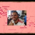 Tarcísio vai pra Lima: capítulos de uma peregrinação rubro-negra