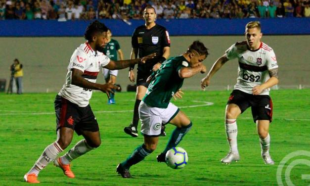 Téo Benjamin: Goiás 2×2 Flamengo (análise do gol de empate)