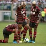 """Gabigol e Gerson valorizam confronto contra o Avaí: """"Terminar o ano no Maracanã com uma grande vitória"""""""