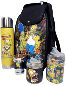 Set matero diseño de Los Simpsons colección FAR