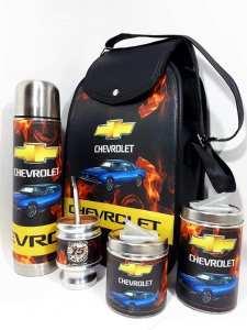 Set matero con diseño de Chevrolet colección FAR
