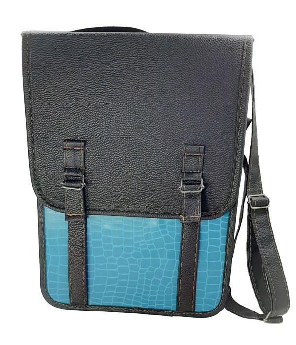 Bolso matero camping color turquesa 2