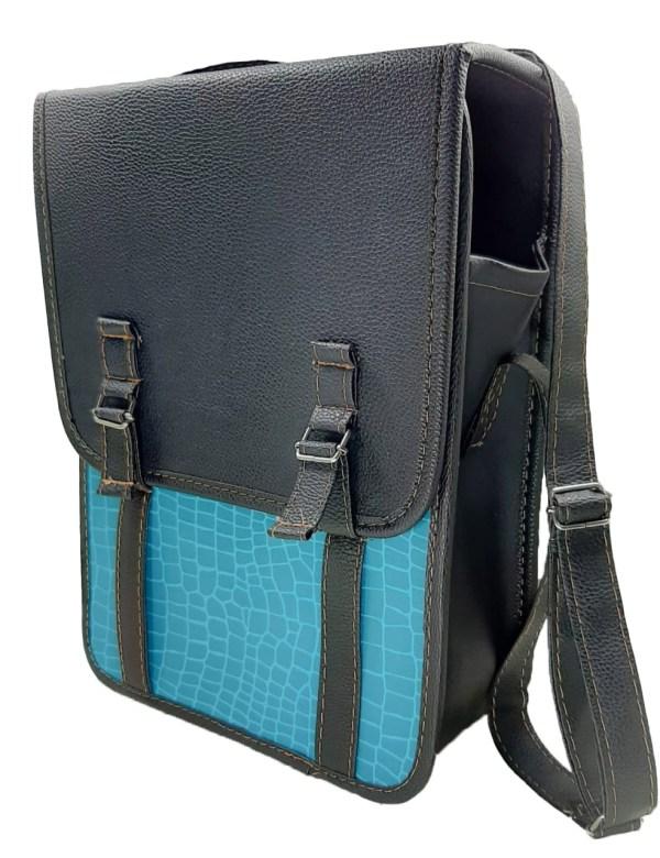 Bolso matero camping color turquesa