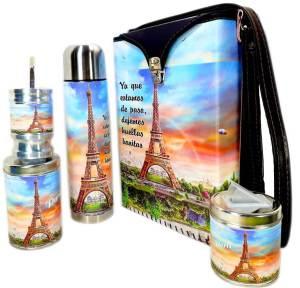 Set matero de París colección FLOR