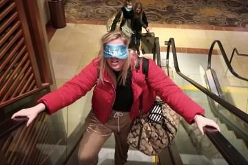 Bird Box Challenge: novo desafio faz fãs andarem de olhos vendados 15