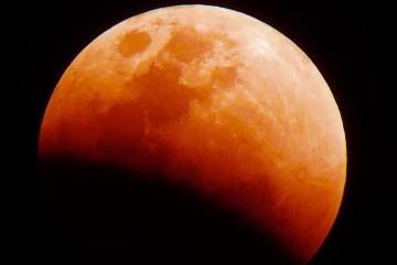 Lua de Sangue | Evento Acontecerá na Madrugada de Domingo para Segunda 12