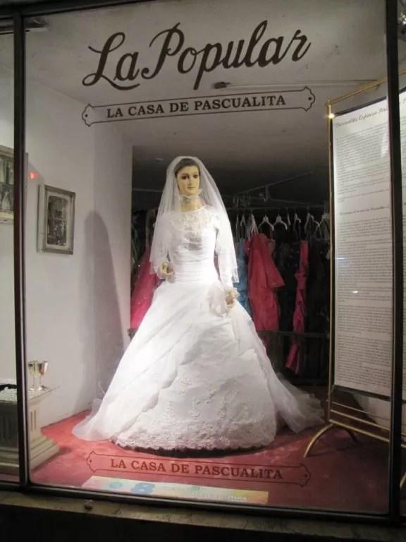Pascualita | A Verdadeira Noiva Cadáver 1