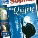 Don Quijote, América precolombina, Arqueología, Culturas mediterráneas, Philea, Guerreros de Xian, Francisco M. Valentin, Teresa Bedman