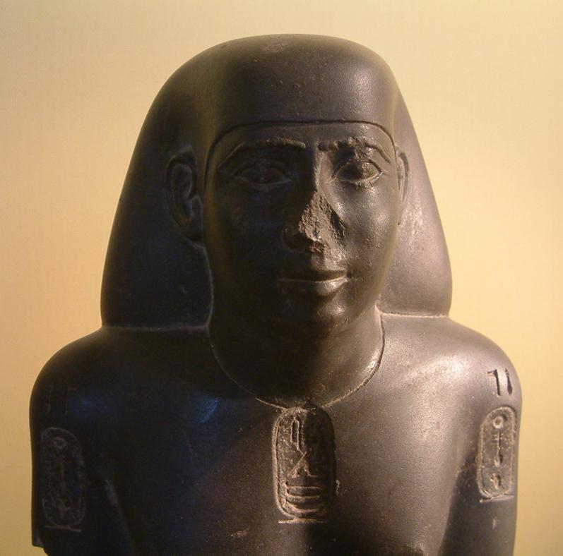 Egipto, Nekao de Sais, Nekao II, Dinastía saíta, artista saíta, sabios egipcios