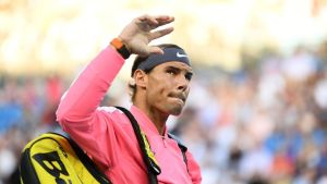 Rafa Nadal lo intente hasta el final