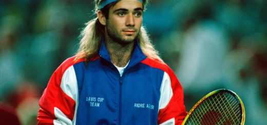 Andre Agassi drogas