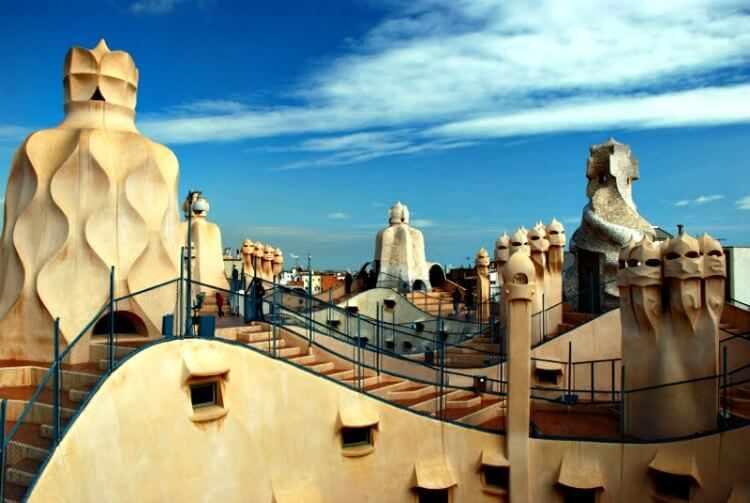 15 lugares que visitar en Barcelona  MundoVacacioneses