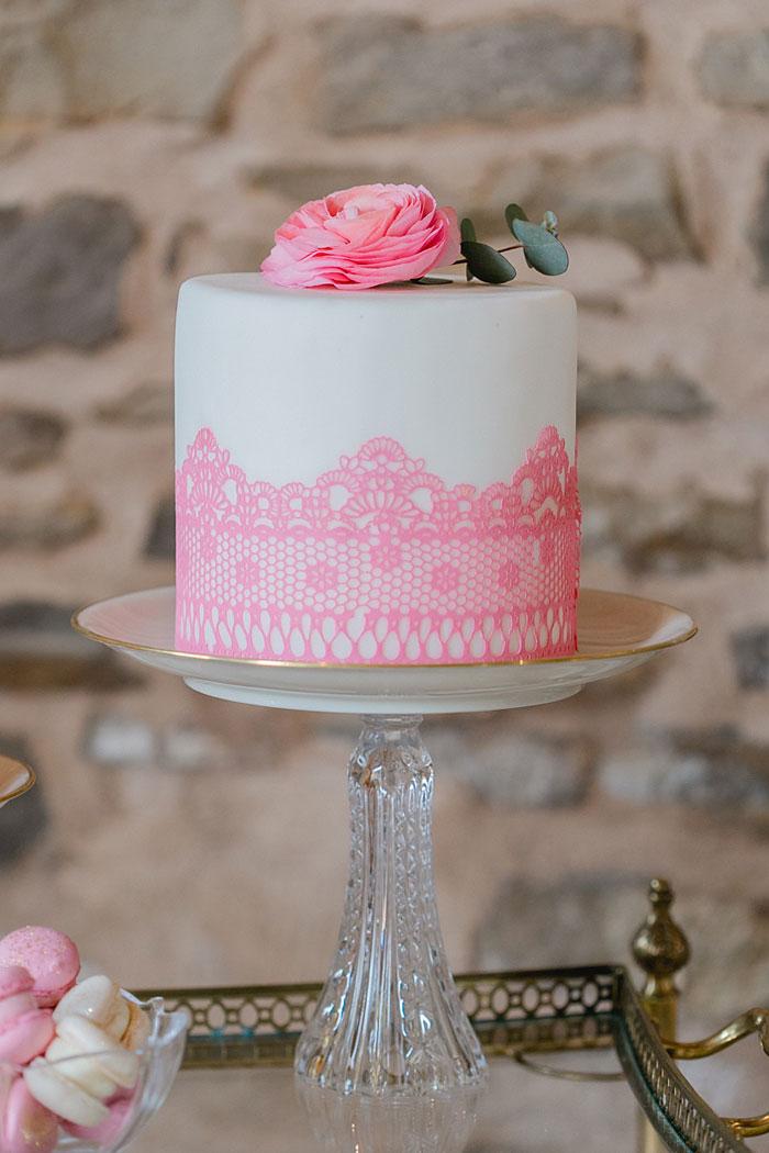 Cake Bar statt traditioneller Hochzeitstorte  mundus