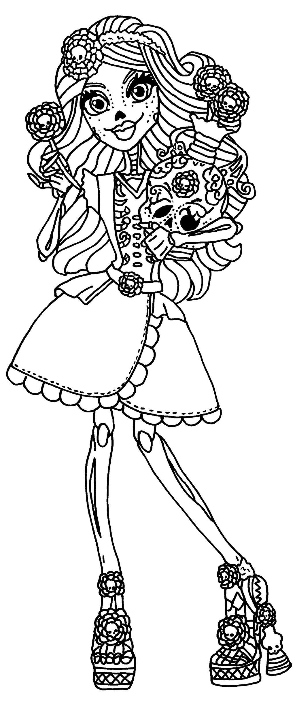 Skelita Calaveras