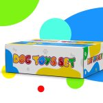 Dog Toys Packaging Design Template Munez Studio
