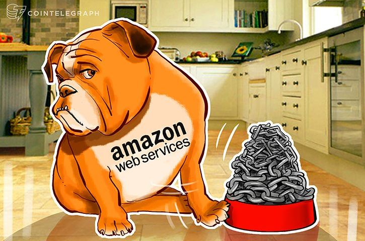 Amazon Web Services Won't Launch Blockchain