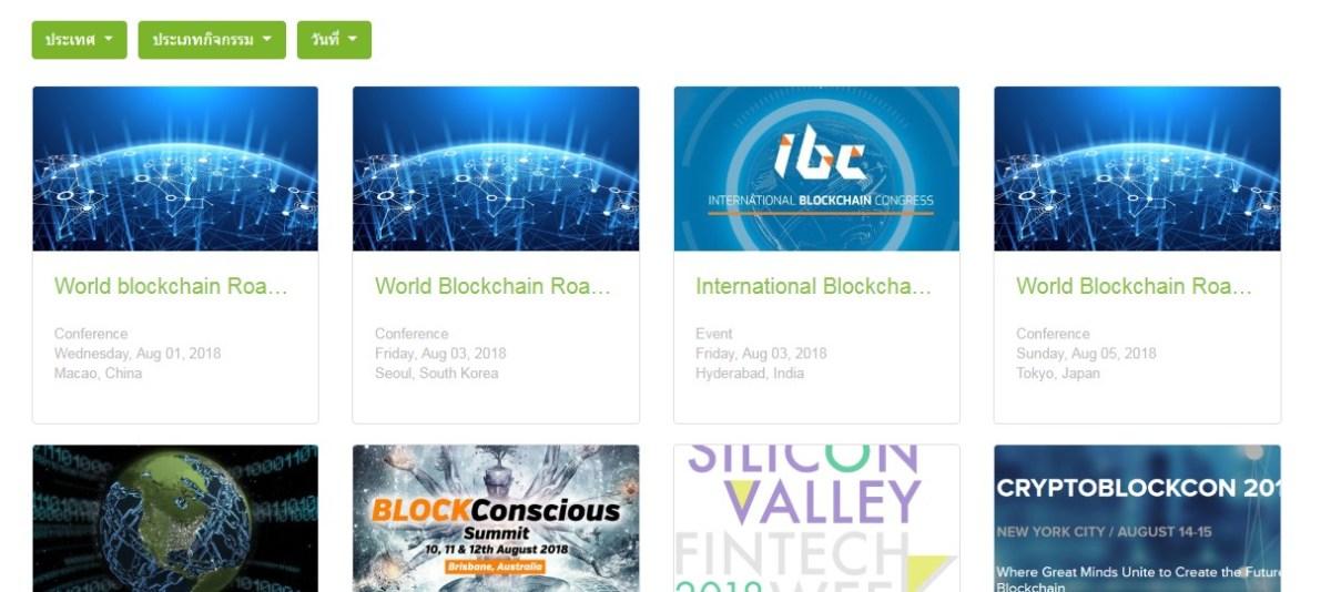 เลือกลงทุนในตลาด Cryptocurrency อย่างมีมาตรฐานจาก coingecko
