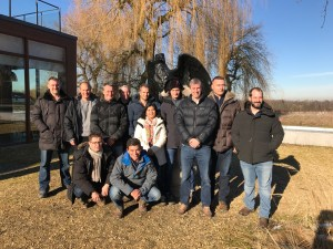 OLX Group at the Waterloo battlefield
