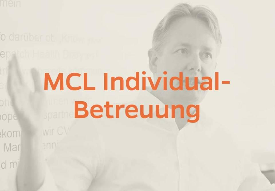 MCL Individualbetreuung