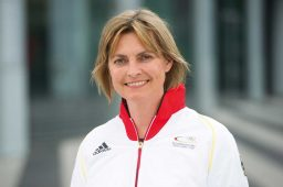 Sabine Krapf, Head of Unit Olympic Games, Deutscher Olympischer Sportbund
