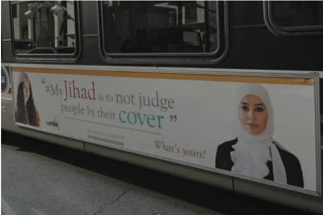 jihad ad on muni via ktvu