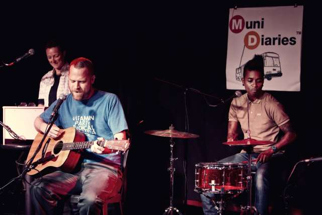 Muni Diaries Live 9 Lucky Jesus 2