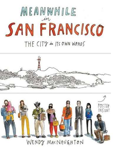 wendy macnaughton meanwhile in san francisco cover