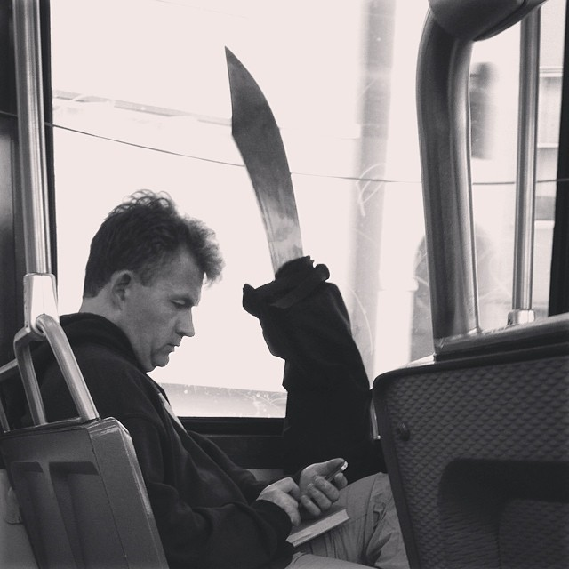 machete on muni